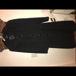 Ellen Tracy Black Coat